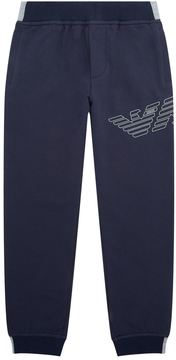 Armani Junior Double Logo Sweatpants