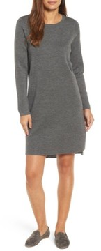 Eileen Fisher Women's Merino Wool Sweater Dress