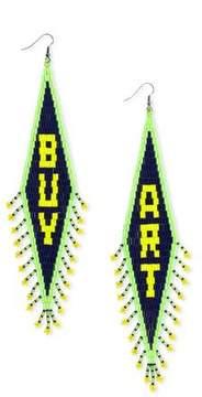 Forest of Chintz Buy Art Earrings