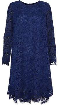 ADAM by Adam Lippes Cotton-Blend Corded Lace Dress