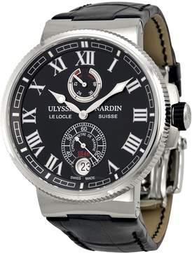 Ulysse Nardin Marine Chronometer Automatic Men's Watch 1183-126-42
