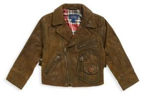 Ralph Lauren Toddler's, Little Boy's & Boy's Racer Jacket