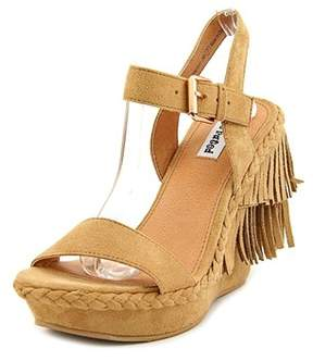 Not Rated Womens Roaring Ruby Open Toe Casual Platform Sandals.