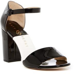 Katy Perry The Liz Colorblocked Sandal