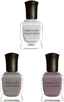 Deborah Lippmann Shades of Grey (0.5 OZ)