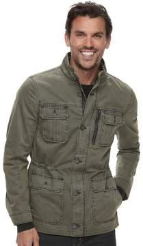 Marc Anthony Men's 4-Pocket Twill Field Jacket