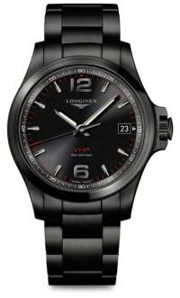 Longines Conquest Bracelet Watch