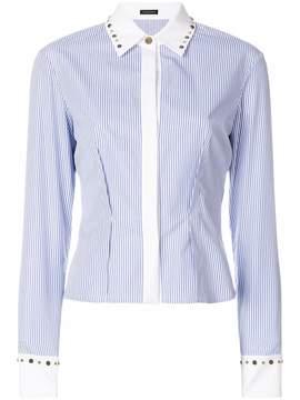 Versace Medusa contrast shirt