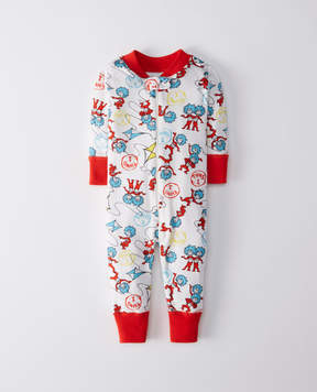Hanna Andersson Dr. Seuss Baby Sleepers In Organic Cotton