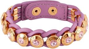 Henri Bendel Rivet Leather Bracelet