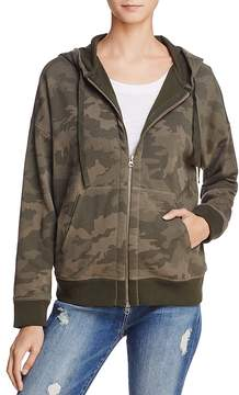 ATM Anthony Thomas Melillo Camo Zip-Up Hoodie - 100% Exclusive