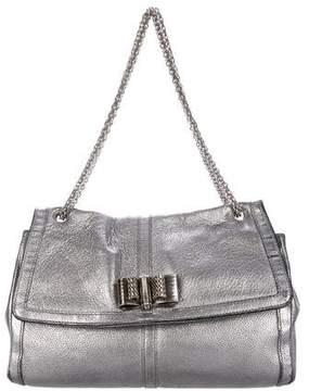 Christian Louboutin Metallic Shoulder Bag