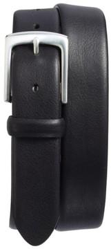 Bosca Men's Tubular Leather Belt