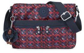 Kipling Groovy Patterned Crossbody Bag - GROOVY LINE - STYLE