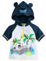 Disney The Jungle Book Hooded Rash Guard for Baby