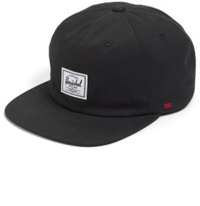Herschel Men's 'Albert' Ball Cap - Black