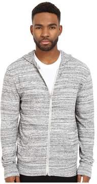 Alternative Eco Zip Hoodie Men's Sweatshirt