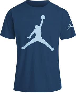 Jordan Little Boys Jumpman-Print Cotton T-Shirt