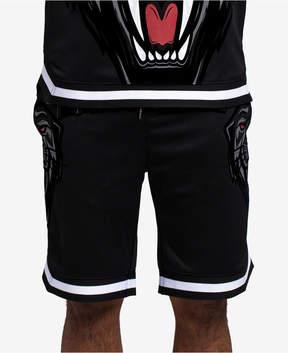 Hudson Nyc Men's Wild Stripe 10 Shorts
