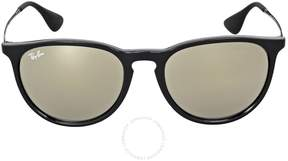 Ray-Ban Erika Color Mix Gold Mirror Lens Sunglasses