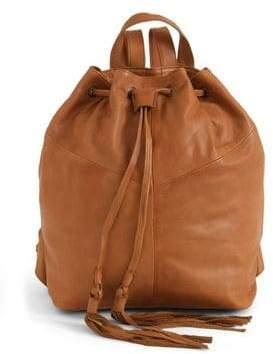 DAY Birger et Mikkelsen And Mood Medium Leather Backpack