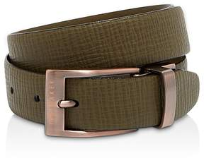 Ted Baker Kong Leather Reversible Belt