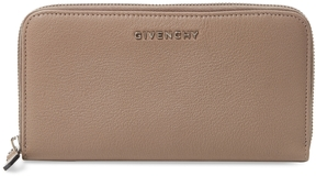 Givenchy Women's Leather Zip Around Wallet