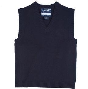 JCPenney French Toast V-Neck Sweater Vest - Boys 8-20 and Husky
