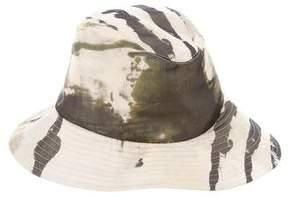 Eugenia Kim Silk Bucket Hat
