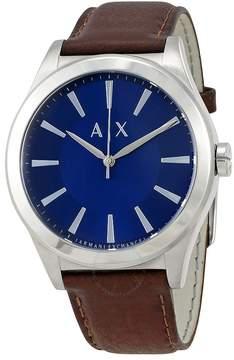 Armani Exchange Smart Blue Dial Men's Watch