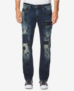 Buffalo David Bitton Men's Evan-x Slim Straight-Fit Stretch Jeans