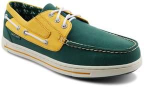 Eastland Men's Oakland Athletics Adventure Boat Shoes