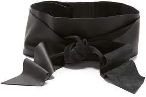B-Low the Belt Demi Wrap Wide Belt