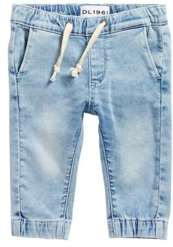 DL1961 Infant Girl's Joey Jogger Pants