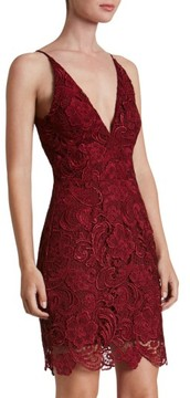 Dress the Population Women's Ava Lace Minidress