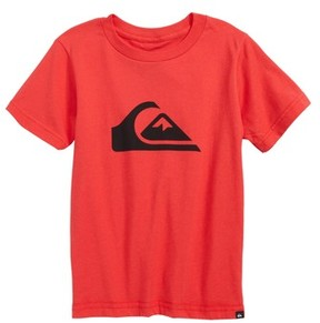Quiksilver Boy's Logo Graphic T-Shirt