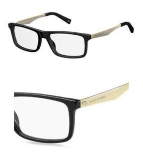Marc Jacobs Eyeglasses 208 0807 Black