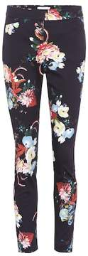 Erdem Sidney floral-printed cotton trousers