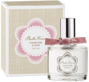 Damask and Violet by Bath House (50ml Perfume)