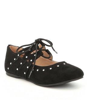 Jessica Simpson Girls Lomita Ghillie Shoes