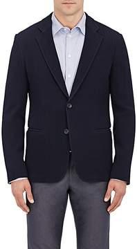 Giorgio Armani Men's Stretch-Wool Two-Button Sportcoat