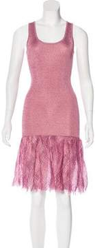 Christian Dior Resort 2016 Sleeveless Midi Dress
