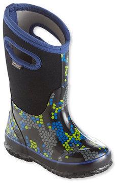 L.L. Bean Kids Bogs Boots, Classic Camo