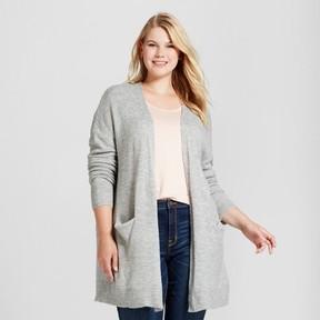 Ava & Viv Women's Plus Size Cozy Cardigan