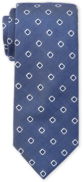 Altea Diamond Jacquard Silk Tie