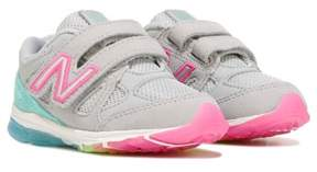 New Balance Kids' KV888 Sneaker Toddler