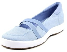 Grasshoppers Juniper N/s Round Toe Canvas Mary Janes.