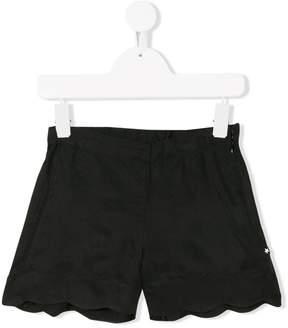 Molo scalloped shorts