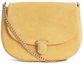 H&M Suede Shoulder Bag - Yellow