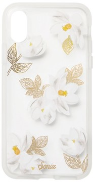 Sonix Oleander Print Iphone X Case - White